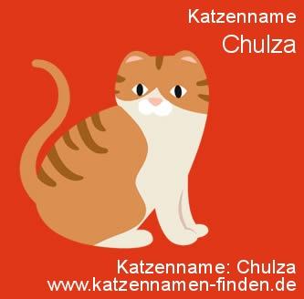 Katzenname Chulza - Katzennamen finden