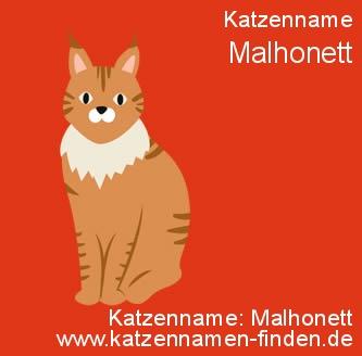 Katzenname Malhonett - Katzennamen finden