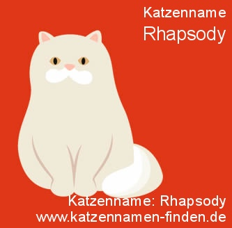 Katzenname Rhapsody - Katzennamen finden
