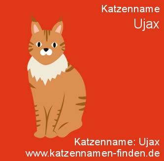 Katzenname Ujax - Katzennamen finden